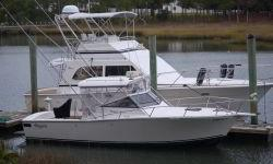 OWN A FISHING LEGEND ! LESS THAN 400 HOURS ON THE ENGINES ! HUGE PRICE REDUCTION - FALL FISHING IS HERE !SERIOUS OFFERS ARE ENCOURAGED ! In the fishing boat hall of fame, no boat looms larger than the Albemarle. She is sought after by tournament fisherman