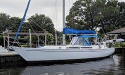 Blue Water Cruiser With Excellent Performance Extensive Refit Over The Past 5 Years  Be sure to watch the walk throughvideo!  Gulfstar Hirsch 45's are known to be excellent blue water capable cruisers, at a very affordable price