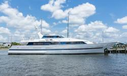 One of the few original thoroughbred yacht and ship manufacturers still in production. ABS class survey is current. Salt Dancer is a capable luxury motoryacht ready to cruise, or make her your blank canvas for re-creating something special. Nominal