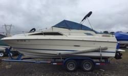 COMING SOON 1985 Sea Ray SEAVILLE 21 Stock number: USED-1336