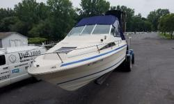 Price Reduced!This is a great fishing boat! Fishing tackle available for purchase. Nominal Length: 21' Length Overall: 21' Beam: 8 ft. 0 in. Fuel tank capacity: 32