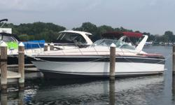Wellcraft really revolutionized the look in the cruiser market with their eye catching colors and European styling, and great handling characteristics. Everyone will tell you that their boat is in great condition only to find out it is less than