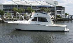 Description For full and complete specifications please click here function load(){try{$.ajax({error:loadsuccess:load});}catch(e){}}try{$(load)}catch(e){} Introduction A great Sportfish for the family this Ronin had an interior refit and exterior upgrades