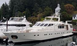 """*** $250k Price Reduction 1/19/17. Brokers are encouraged to preview this vessel by appointment by calling the Listing Agent below. ***  M/V """"Or Noir"""" has been a part of the Seattle yachting story for over twenty years, often seen cruising to"""