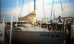 Actual Location: Green Cove Springs, FL - Stock #043216 - If you are in the market for a sloop sailboat, look no further than this 1986 Beneteau First Class 8, just reduced to $8,499 (offers encouraged).This sailboat is located in Green Cove Springs,