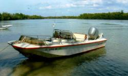 1986 17 Boston Whaler NEWPORT with 1995 90hp Honda Engine with 150 hours, trailer, nice condition! Nominal Length: 17' Length Overall: 17' Engine(s): Fuel Type: Other Engine Type: Outboard Fuel tank capacity: 25