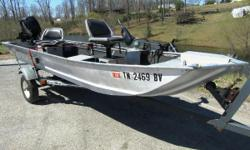 1986 Fisher stick steer in good condition Nominal Length: 20'