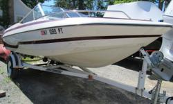 1986 Glastron 180 BR Just has Character . Clean 180 Br . Very Low Price. Hin: Glac5318G586 Hull color: Red