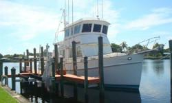 (LOCATION: Fort Myers FL) This one owner Grand Banks 49 Motor Yacht is a serious blue water trawler combines classic style and accommodationswith comfort and style. Whether you are planning a weekend getaway, to live-aboard, or cruise to the islands