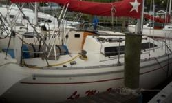 Actual Location: Bay Head, NJ - Stock #006035 - If you are in the market for a sloop sailboat, look no further than this 1986 Jeanneau 32 Attalia, just reduced to $29,000.This vessel is located in Bay Head, New Jersey and is in good condition. She is also