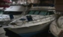 Nice freshwater boat with low hours. Boat shows well and owner wants it sold!!!! Nominal Length: 41' Length Overall: 43.5' Max Draft: 3.2' Engine(s): Fuel Type: Other Engine Type: Inboard Draft: 3 ft. 2 in. Beam: 13 ft. 11 in. Compass; Stove; Vhf radio;