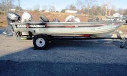 This one is a nice older boat with a modern 2007 Evinrude 60 ETEC. Comes water ready! Comes with trolling motor and GPS fish finder Nominal Length: 17'
