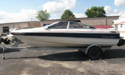 1987 Bayliner Capri, 1987 Bayliner Capri 18 with OMC 130HP Engine and Trailer. 1987 Bayliner Capri 18 with OMC 130HP Engine and Trailer. Category: Powerboats Water Capacity: 0 gal Type:  Holding Tank Details:  Manufacturer: Bayliner Holding Tank Size: