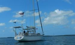 1987 Endeavour Yacht Sloop 42 SL New set of AGM batteries New solar panel (320W LG 2 sided) New wind generator (Nature Power 400W) Newly rebuilt alternator by A&R Specs Length 42 LOA Beam 13 Draft 5 Engine 66hp Yanmar Diesel Fuel Capacity 45 Gallons Water