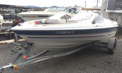 Mechanics Special Boat Hull in pretty good condition for the age, Trailer in good condition, Motor runs good. Drive is ok. Needs a coupler between the engine and drive. Engine(s): Fuel Type: Gas Engine Type: Other