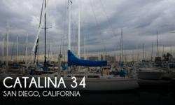 Actual Location: San Diego, CA - Stock #070327 - Dynamite of a boat!This is the Quintessential California Cruising Machine!!This boat is a proven, fast, fun and comfortable coastal cruiser!She has the room and conveniences to please even the most