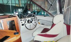 1987 Chris-Craft Commander 290 1987 Commander 290 Boat with Twin MerCruiser motor MerCruiser inboard-outboard Dry and clean engine Hatch and bilge Full gauge packaged including depth gauge Shore power Bow pulpit Trim tabs Remote spotlight Full bow rails