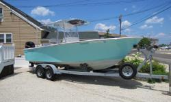 1987 23 Sea Craft, with 2007 275 Mercury Out Board, New Paint Job, and New HermCo.com fiberglass bracket. Don't snooze its going to sell fast for this restored classic with all the extras!!! Nominal Length: 23' Engine(s): Fuel Type: Other Engine Type: