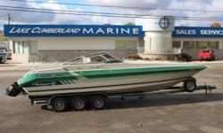 1987 Sea Ray 32 Pachanga ? Twin Mercruiser 454 Mags ? Outdrives Replaced ? Stainless Blue Painted Props ? Marine Heat & Air ? Enclosed Porta-Pottie ? Sink & Refridgerator - Galley ? Bow & Cockpit Covers ? Bimini Top ? Full Mooring Cover ? Shorepower Chord