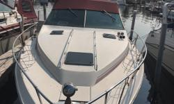1987 Sea Ray 300 Weekender 1987 Sea Ray 300 Weekender model in great condition. 30 feet in overall length. Single owner that has well cared for it since purchased. The entire Interior has been restored. Equipped with Dual 270hp Crusader motors. And