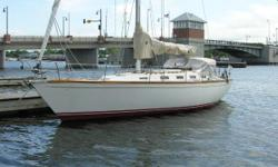 Shoal draft Tartan 40 with two speed electric primary winches. Beautiful oiled teak interior with two private staterooms.  Seller motivated! Price reduced! This is the deal of the summer!   Nominal Length: 40' Length Overall: 40' Max Draft: