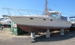 1987 31 Tiara Express offered AS IS/ WHERE IS ! Nominal Length: 31'
