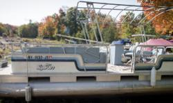 Offered for sale is a Pre-Loved 1987 Sylvan 24SL2 & 1998 Evinrude 50HP by Rivett's Marine Recreation & Service, Inc. In Old Forge, NY. Pricing Boat & Engine Package - $3,770 Exterior Color - Blue Canvas - None Interior Upholstery Color - Blue