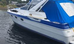 PRICE JUST REDUCED TO $13,900!! Twin 454 closed-cooled inboard v-drive engines, aprx 275 hours New port coupler in 5/2017 Complete port v-drive overhaul in 5/2017 New Cutlass prop shaft bearings in 5/2016 Electric oil changing system NO trailer Trim tabs