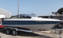 1988 Bayliner, 20ft. 5.0 Liter V8 OMC. *Needs new interior Boat is sold AS IS Nominal Length: 20'