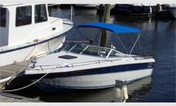 """CURRENT PRICE"" IS A GUIDE.  ALL OFFERS RESPECTFULLY CONSIDERED. Actual Condition It is reported the owner has decided to sell after may years of fun. The hull shows nice, interior appears good overall, and the cockpit seating is in good"