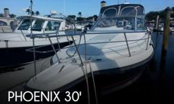 Actual Location: Fort Myers, FL - Stock #066409 - If you are in the market for a cruiser, look no further than this 1988 Phoenix Blackhawk 909, just reduced to $12,250 (offers encouraged).This vessel is located in Fort Myers, Florida and is in good