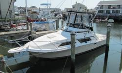 REDUCED FOR QUICK SALE! 6/10/15 Very clean and lightly used with a hugh cockpit and plenty of room for the family inside. Great for fishing and weekend trips with the family. Nominal Length: 33' Length Overall: 33' Max Draft: 2.5' Draft: 2 ft. 6 in. Beam: