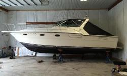 Brokers notes: We are excited to be offering another very clean 33 Tiara Open.Owner purchased her to do the northern waters and a trip around all of the Great Lakes. Now she is been serviced and is ready for her new owner to do the same or turn her into a