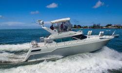 YOU HAVE TO SEE THIS YACHT 3208t/a Cats less than 600 original hours! This is a TURN KEY vessel ready to cruise anywhere. Westerbeke 8kw genset. Everything works! Brand new Sea Deck just installed! New bottom job last year! Recent buff and wax. Completely