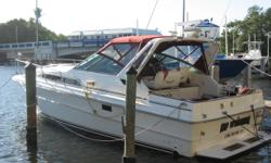 Description 1989 Sea Ray Sundancer -- EXCELLENT CONDITION -- Boat has been maintained with an Open Checkbook Policy Since NEW!!! Recent Survey & Compression Checks Performed Copy Available upon Request 2 Owner boat since New Current Owner has had for 15