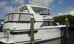 Description 1989 45' Californian Motor Yacht - Double Cabin -- Excellently Maintained by Same Owner since 1991! Lots of Upgrades & Extras Included! Owner Says Sell Call with an Offer or to Arrange a Showing Today! MUSTSEETOAPPRECIATE!!!! Key Features &