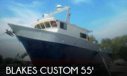 Actual Location: Mount Vernon, WA - Stock #108809 - If you are in the market for a pilothouse, look no further than this 1989 Blakes Custom 55 Packer, priced right at $332,300 (offers encouraged).This vessel is located in Mount Vernon, Washington and is