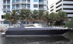 IntroductionSleek and fast Italian yacht with a 2008 REFIT that includes new paint and a brand new interior with new TVs electronics appliances dark wood floor bathroom fixtures and tiles. The new decoration makes it look like a 2008 yacht. A must