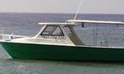1989 Spencer Sportfish Custom 1989 Spencer Custom 1989 28 Custom Spencer hull. Originally built as a lobster boat for the keys and has been converted for charter bottom fishing. Would also be perfect fit for commercial yellow tail grouper or lobster boat.