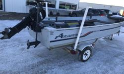 1989 Alumacraft V16 Lunker DLX 1988 Mercury 20 MLHHomemade single axle roller 2-fishing seatslivewell Engine(s): Fuel Type: Gas Engine Type: Outboard Quantity: 1