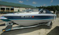 NEW Winter Price ONLY $1,795! Don't miss this opportunity to be on the water this summer! Here is an affordable boat package that will will take you to any water, anywhere you want. Powered by a Force 85 HP outboard that will allow you to spend the day in