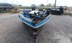 1989 Cajun Fish and Ski powered by a 1989 Force 85 HP motor. This boat is ready to go, and has everything that you will need Minn Kota 54 lb thrust trolling motor, 2 new tires, 3 new batteries, extra prop for trolling motor, pedestal seat, has two depth