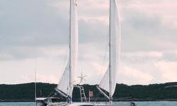Now in Fort Lauderdale, this proven, safe, and fast ocean-cruising Trimaran, beautifully maintained and continually up-graded has now reluctantly been placed on the market by her knowledgeable owners! The Chris White 55 is a very specific yacht for a very