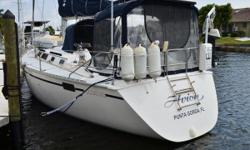 """Avion"" is an exceptionally well equipped vessel,  having been purchased by the current owners one year from new. The electrical system will allow the vessel to operate with full power regardless of the location. You can run your AC while at anchor"