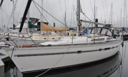 Introduced in the latter part of the eighties, the Sun Odyssey was an instant success because of the large and friendly interior space, outstanding sailing characteristics, beamy hull, swept lines and large safe deep cockpit. All the features of a well