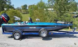 Excellent condition, this 1989 Venture 18 w/2004 Mercury 150XR6 is super clean. Boat also has a 80# MinnKota Fortrex, Lowrance HDS8 and Humminbird 798. New carpet. - Venture 18 Tournament Edition with 2004 Mercury 150 Nominal Length: 18' Engine(s): Fuel