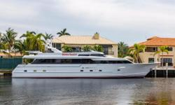 EXTENSIVE REFIT JUST COMPLETED COUNTRY KITCHEN: Total Redo-Appliances, Quartz Countertop, Cabinets, Tile Floor Detroit Diesels - 250 Hours SMOH, Gens Zero-Timed + A/C & Heads & Electronics Upgraded GREAT CHARTER BOAT with Charter Clients READY TO BOOK