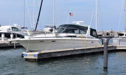 New Canvas Beam: 12 ft. 4 in. Hull color: white Compass; Stove; Vhf radio; Stereo; Gps loran; Fridge; Shower; Camper canvas;