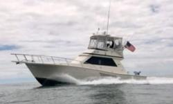 Fine Balance represents an excellent opportunity to own a classic Viking Sport Fish. She has been well maintained and for a 1990 she shows it. The owner is ready to see her go and has priced her accordingly. Fine Balance is ready to fish the waters off of