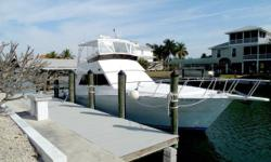 Price Reduced to $164,000 This vessel is the Flagship of any Fleet, I will bet you will not See a Nicer Vessel of this Vintage, Anywhere, Twin 6-71TI 485hp, Bridge Hard Top, Full Electronics Package, Repainted in a Beautiful Light Blue. Too Much to List,